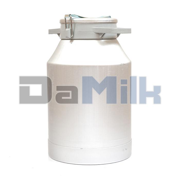 Бидон молочный 25л алюминиевый (Турция)